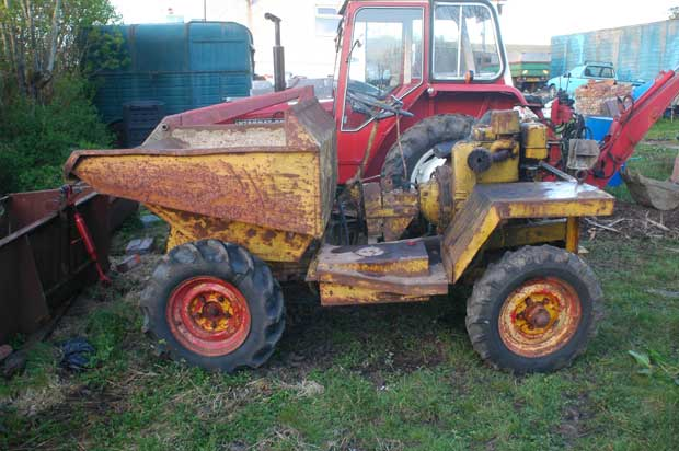 Diggers Dumpers Plant Photo Gallery