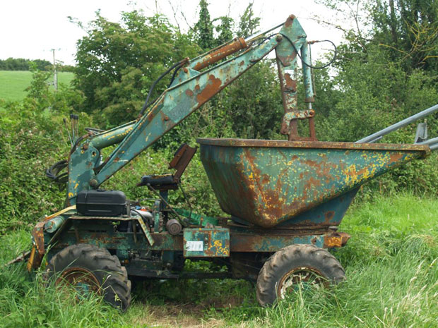 Self loading dumper Hydrodumper