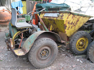 Johnson 2HG dumper