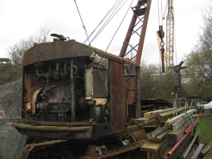 Ruston Bucyrus 10-RB